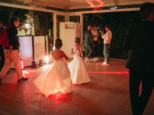 Il matrimonio di Carmelo e Salvo a San Giovanni la Punta, Catania 109