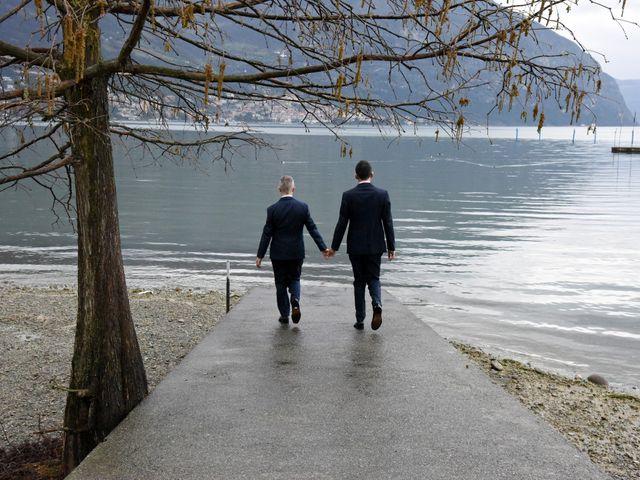 Il matrimonio di Mauro e Stefano a San Zeno Naviglio, Brescia 1