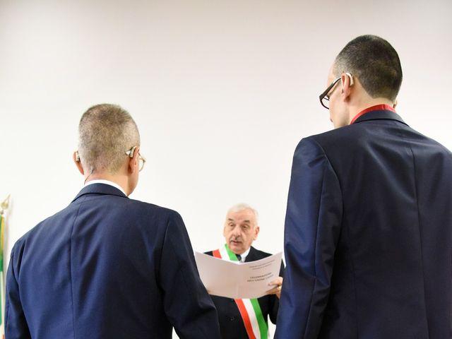 Il matrimonio di Mauro e Stefano a San Zeno Naviglio, Brescia 3