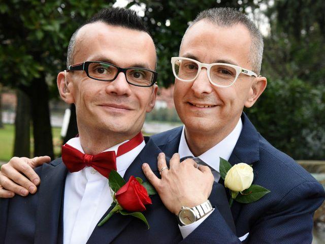 Il matrimonio di Mauro e Stefano a San Zeno Naviglio, Brescia 4