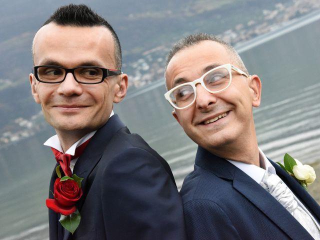Il matrimonio di Mauro e Stefano a San Zeno Naviglio, Brescia 5