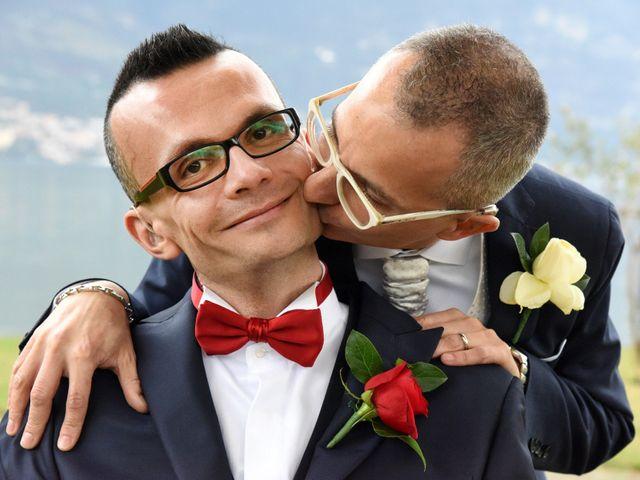 Il matrimonio di Mauro e Stefano a San Zeno Naviglio, Brescia 8
