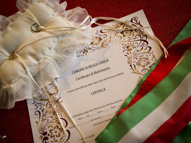 Il matrimonio di Matteo e Agnese a Reggio nell'Emilia, Reggio Emilia 25