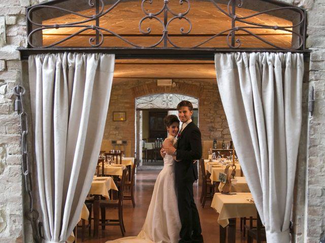 Il matrimonio di Matteo e Agnese a Reggio nell'Emilia, Reggio Emilia 29