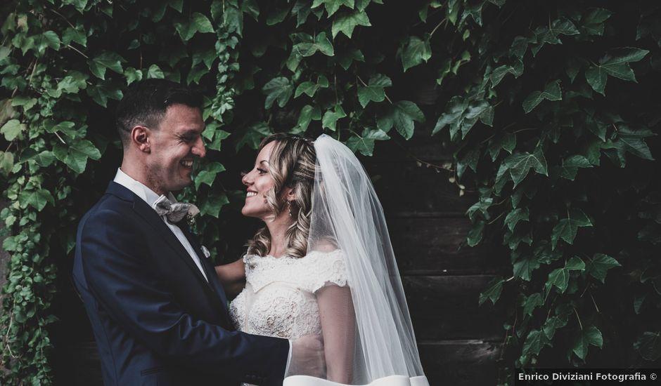 Il matrimonio di Federico e Nicoletta a Bagnoregio, Viterbo