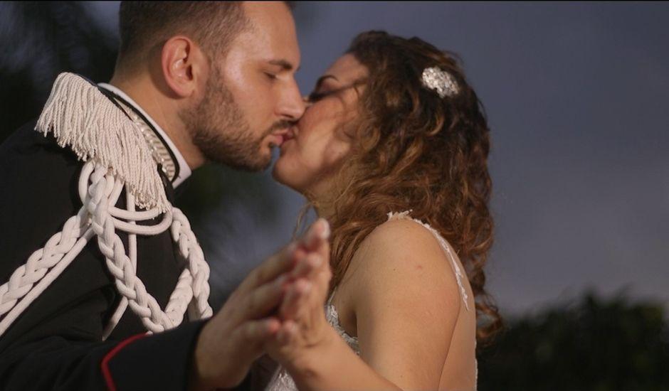 Il matrimonio di Vincenzo e Maria Giacoma  a Giardinello, Palermo
