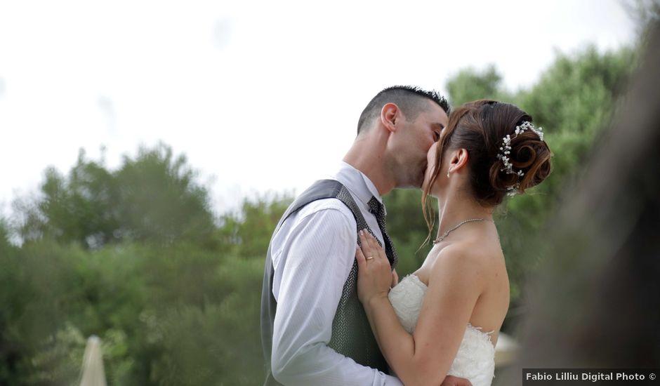 Il matrimonio di Andrea e Sara a Narcao, Cagliari