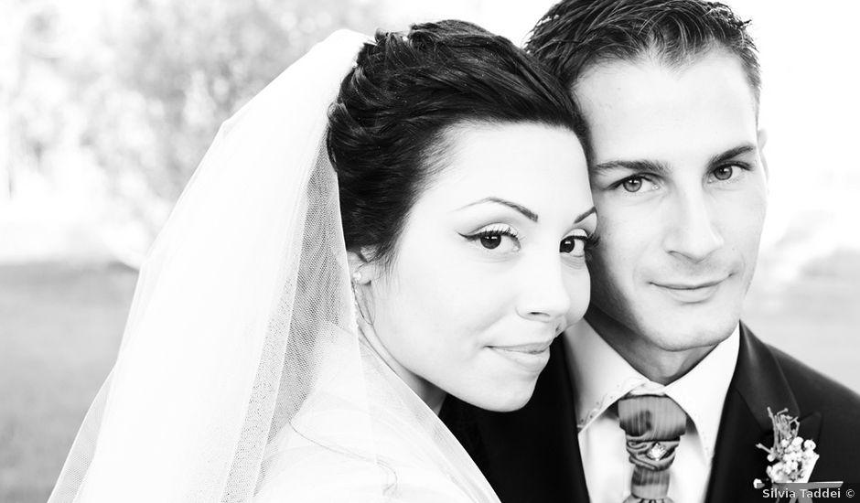 Il matrimonio di Ester e Simeone a Sarroch, Cagliari