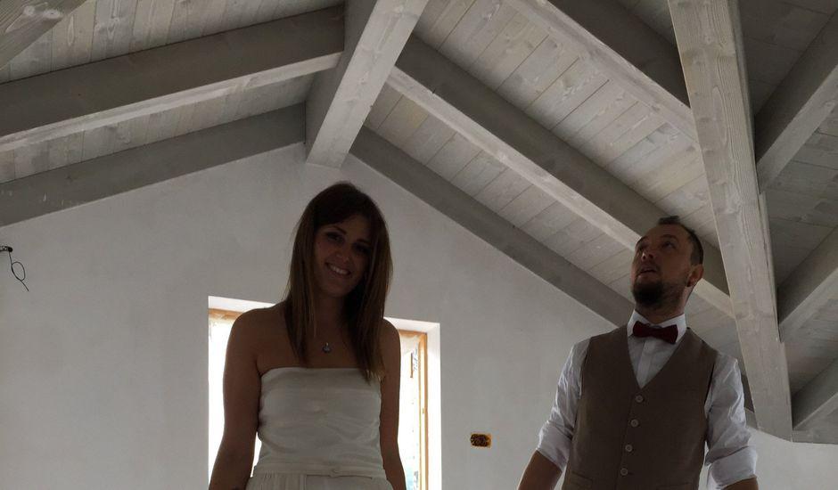 Il matrimonio di Lorenzo e Arianna a Brentonico, Trento