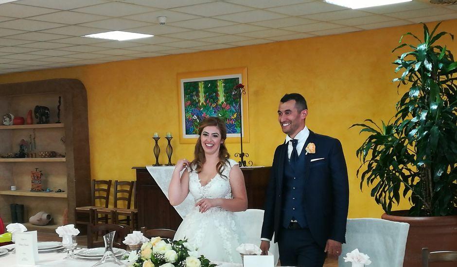 Il matrimonio di Daniela e Antonio a Orani, Nuoro