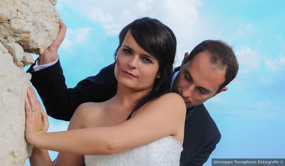 Il matrimonio di Riccardo e Annarita a Vico del Gargano, Foggia