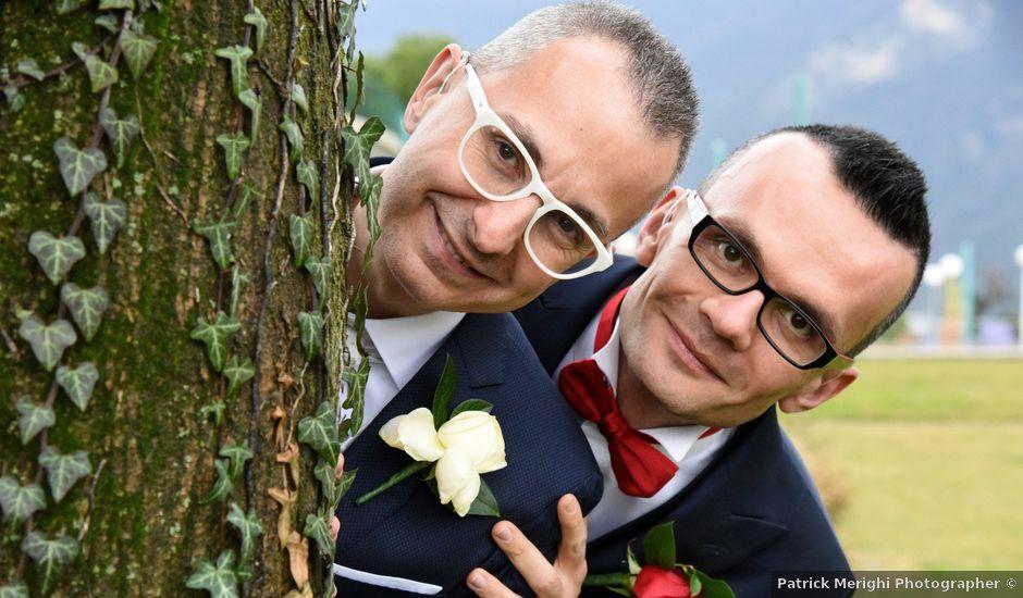 Il matrimonio di Mauro e Stefano a San Zeno Naviglio, Brescia