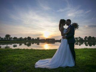 Le nozze di Erika e Sirio