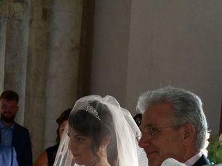 Le nozze di Roberta e Luca 1