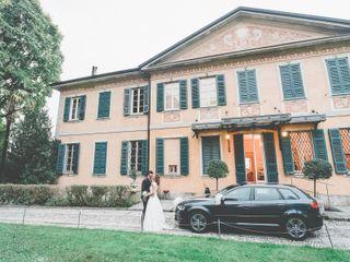 Le nozze di Cristina e Giorgio