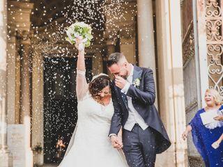 Le nozze di Emanuele e Emiliana