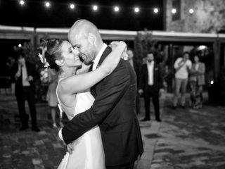 Le nozze di Thomas e Francesca