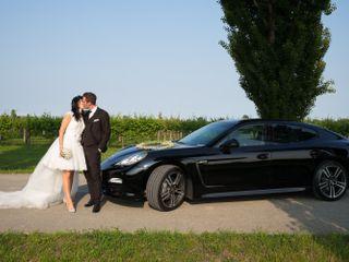 Le nozze di Krizia e Andrea