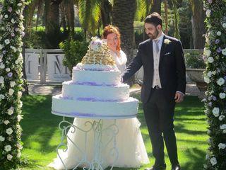 Le nozze di Francesco e Tiziana