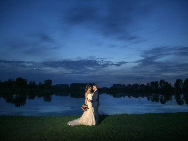Il matrimonio di Sirio e Erika a Salvirola, Cremona 1