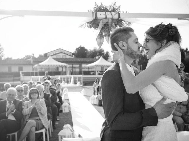 Il matrimonio di Sirio e Erika a Salvirola, Cremona 4