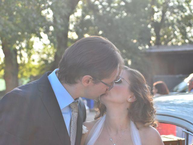 le nozze di Lisa e Agostino