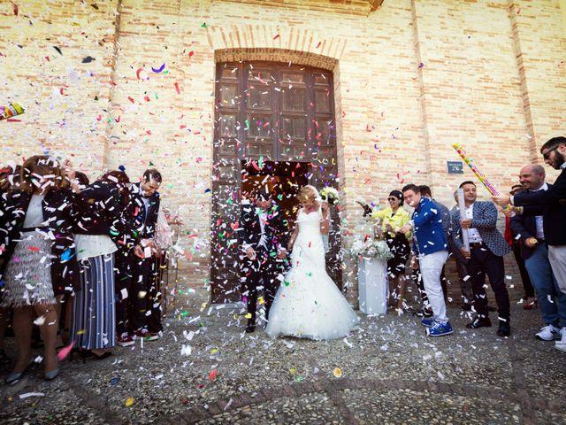 Il matrimonio di Jaivier e Martina a Grottammare, Ascoli Piceno 15