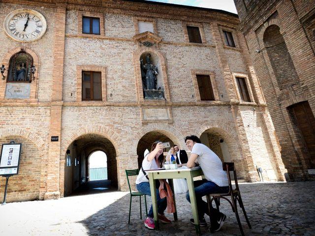 Il matrimonio di Jaivier e Martina a Grottammare, Ascoli Piceno 20