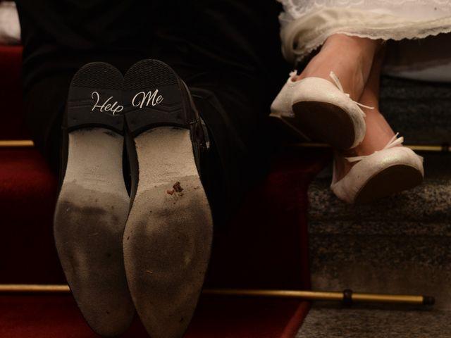 Il matrimonio di Francesco e Elisa a Barni, Como 1