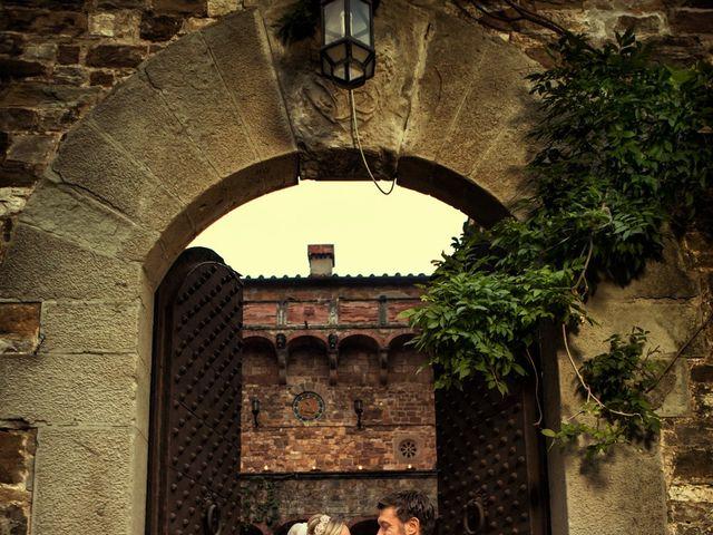 Il matrimonio di Riccardo e Annaisa a Firenze, Firenze 1