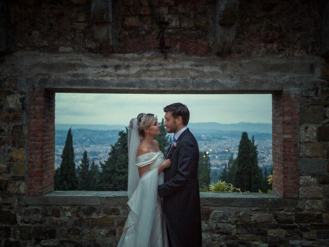 Il matrimonio di Riccardo e Annaisa a Firenze, Firenze 13