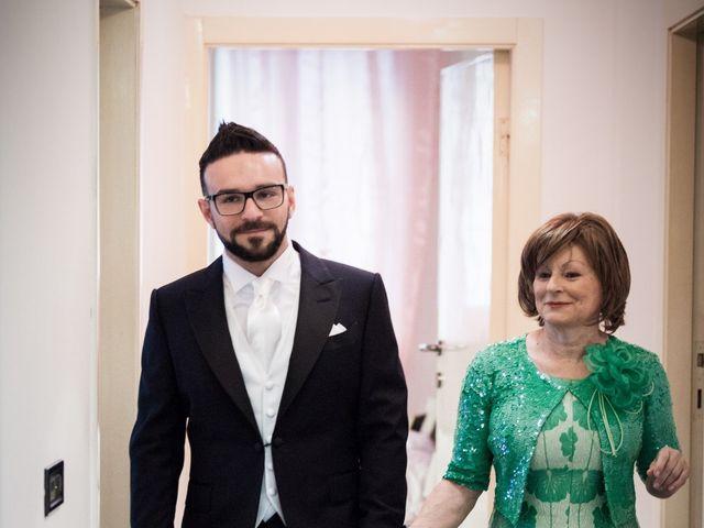 Il matrimonio di Jaivier e Martina a Grottammare, Ascoli Piceno 8