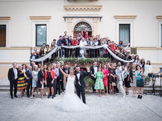 Il matrimonio di Jaivier e Martina a Grottammare, Ascoli Piceno 34