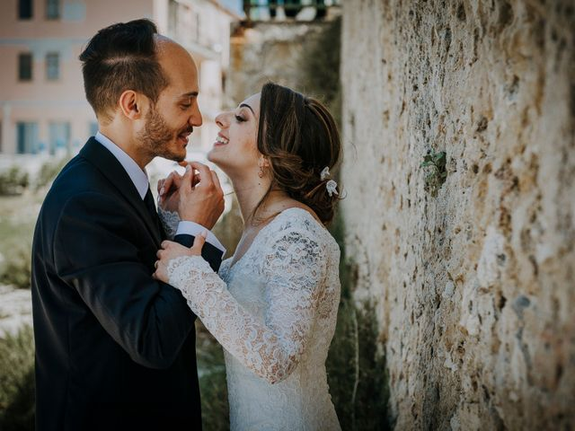 Il matrimonio di Giacomo e Tatiana a Brucoli, Siracusa 6