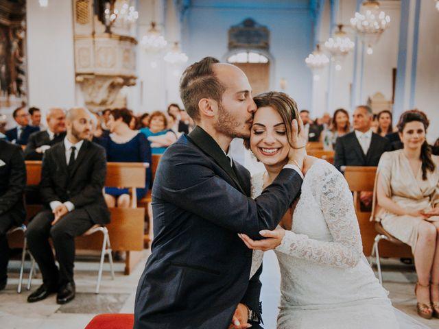 Il matrimonio di Giacomo e Tatiana a Brucoli, Siracusa 16