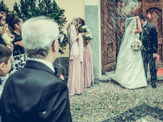 Le nozze di Rosalinda e Stefano