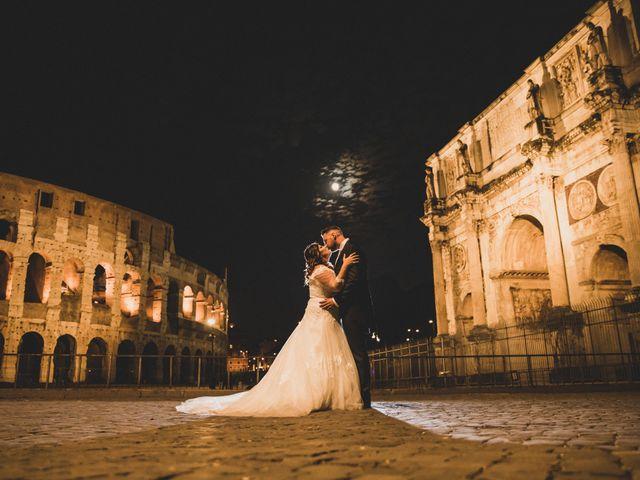 Il matrimonio di Emiliana e Emanuele a Roma, Roma 5