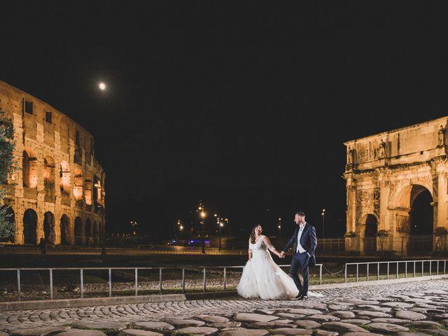 Il matrimonio di Emiliana e Emanuele a Roma, Roma 6