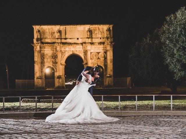 Il matrimonio di Emiliana e Emanuele a Roma, Roma 7