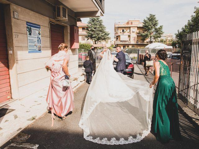 Il matrimonio di Emiliana e Emanuele a Roma, Roma 13