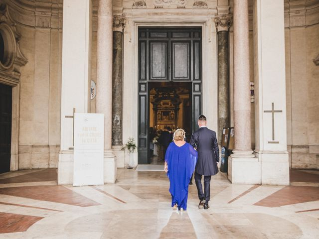 Il matrimonio di Emiliana e Emanuele a Roma, Roma 14