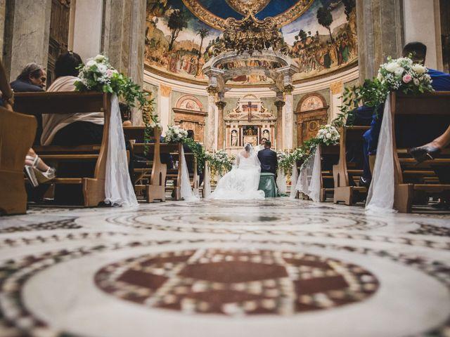 Il matrimonio di Emiliana e Emanuele a Roma, Roma 17