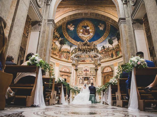 Il matrimonio di Emiliana e Emanuele a Roma, Roma 18