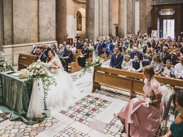 Il matrimonio di Emiliana e Emanuele a Roma, Roma 19