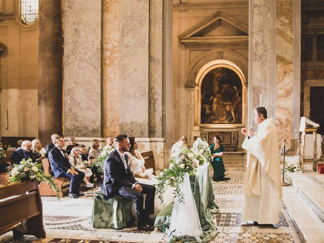 Il matrimonio di Emiliana e Emanuele a Roma, Roma 20
