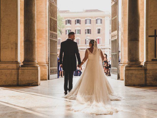 Il matrimonio di Emiliana e Emanuele a Roma, Roma 24