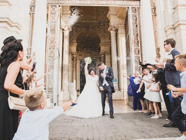 Il matrimonio di Emiliana e Emanuele a Roma, Roma 25