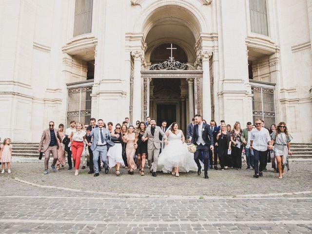 Il matrimonio di Emiliana e Emanuele a Roma, Roma 26