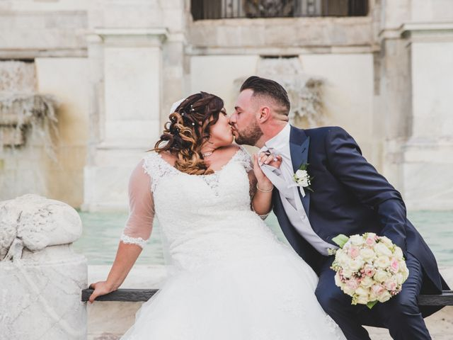 Il matrimonio di Emiliana e Emanuele a Roma, Roma 29