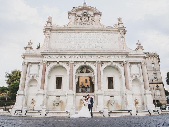 Il matrimonio di Emiliana e Emanuele a Roma, Roma 30